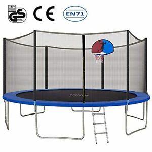 brinca brinca Red de seguridad para cama elástica de 15 pies trampolin