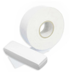 Strip Wax Strips Non Woven Disposable Hair Removal Waxing