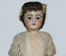 "Antique Simon & Halbig Bisque Socket Head Composition Body 26"" Doll to restore"