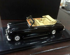 New 1/43 ROLLS-ROYCE 1961 Silver Cloud II Drophead Coupe Resin - Rare