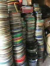 3, 16mm 800' Film on Reel random mixed, educational, cartoons from library