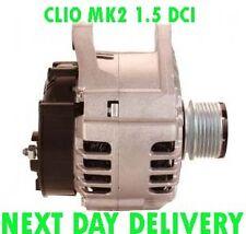 RENAULT CLIO MK2 1.5 DCI 2001 2002 2003 2004 2005 2006 2007 & GT su rmfd ALTERNATORE