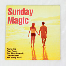 Sunday Magic - Style Council, Mica Paris, Jimmy Cliff, Commodores - music cd ep