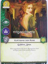 A Game of Thrones 2.0 LCG - 1x Kurtisane der Rose  #187 - Base Set - Second Edit