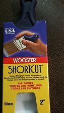 """Wooster 2"""" Shortcut Angle Sash Lot of 12 Paintbrushes Q3211-2"""