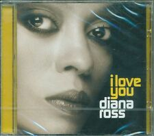 Diana Ross - I Love You (Brian May Queen In Crazy Little Thing Called) Cd Nuovo