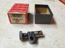 Vintage STARRETT No.57S BOX misc Universal Surface Gage Sleeve Machinist Tool