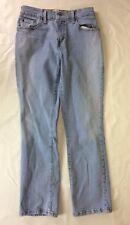 Levi Womens 8M Relaxed Boot Cut 550 Faded 26W 28L 3 Rise 26x28 Jean Pants Bottom