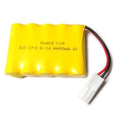 6V 400mAh Ni-Cd AA Battery Pack EL 2P Plug for Shuangying Toys E703-001 RC Car