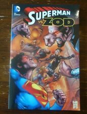 SUPERMAN VS. ZOD softcover sc tpb! NEW and NEVER READ!