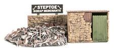 Wills 00 Gauge Layout, scenics Plastic Kit No:SS-40 Scrap Yard + Hut,Scrap Pile.