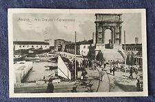 Cartolina ANCONA Arco Traiano e Costantiniano (viaggiata)         2/17