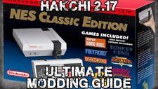 Nintendo NES Classic Edition Mod Modding Service - 900+ NES Games!