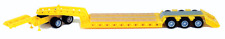 HEAVY EQUIPMENT TRAILER with JEEP Tri Axle HO 1/87 Scale HERPA Promotex 5397