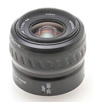 Minolta AF Power Zoom 35-80mm 35-80 mm 4(22)-5.6 Dynax Sony Digital