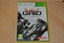 Grid Autosport Xbox 360 UK PAL **PLAYABLE ON XBOX ONE**