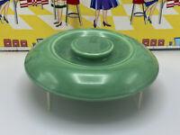 Vintage Homer Laughlin Fiesta Ware Kitchen Kraft Casserole LID ONLY Green