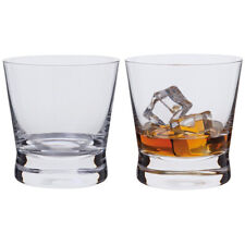 Dartington Crystal Bar Excellence Whisky Rocks Tumblers (Pair)
