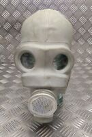 Genuine Russian / CCCP Red Star Paratrooper Rubber Gas Mask No Filter