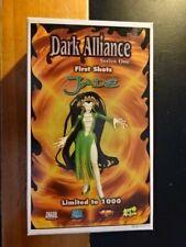 Rare Dark Alliance Series One - Jade First Shot Action Figure!