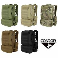 Condor 169 Tactical MOLLE Modular Heavyweight Hiking Camping Convoy Backpack