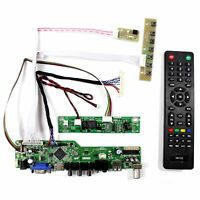 "HDMI+DVI+VGA LCD Lvds Controller Board for LM230WF3-SLD1 21.5"" 23"" 1920x1080"