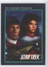 1991 Impel Star Trek 25th Anniversary #143 The Pandora Principle Card 0b6