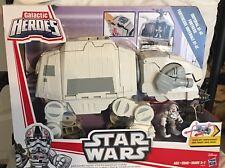 $ Star Wars Galactic Heroes At-At Factory Sealed! $