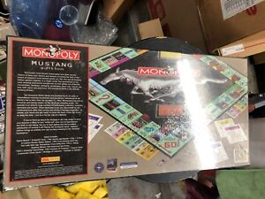 Mustang Collectable-Mustang Monopoly