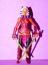 STAR WARS BLACK SERIES AHSOKA TANO WALMART EXCLUSIVE LOOSE COMPLETE