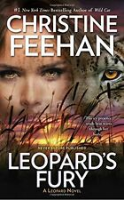 Leopards Fury (A Leopard Novel) by Christine Feehan