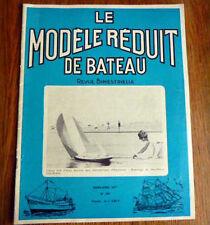 LE MODELE REDUIT DE BATEAU N° 194 Plans l'Altmark,
