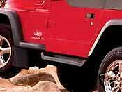 Jeep Wrangler & Rubicon TJ 2001-2006 Mopar Side Steps OEM