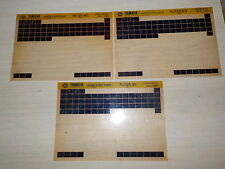LOT MICROFICHES YAMAHA RD 125 ET RS 125.