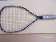 Ektelon Accura Graphite Racquet and Case