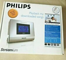 Philips Streamium SLA5520 Share, Stream Music any room In your home New & Boxed