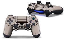 Sony PS4 PLAYSTATION 4 Controller Skin Screen Protector Set (2 Pcs) - Retro Nes