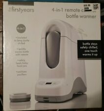 The First Years Remote Control Bottle Warmer  NEW IN OPENED BOX