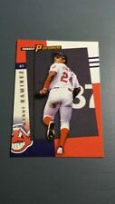 MANNY RAMIREZ 1998 PINNACLE PERFORMERS CARD # 32 B5474
