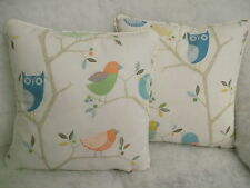 Harlequin 100% Cotton Decorative Cushions & Pillows