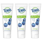 Tom'S of Maine Fluoride Children'S Toothpaste, Natural Toothpaste, Dye Free, No
