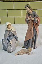 Nao Lladró Nativity Family