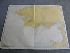 ALASKA -West Coast- Norton Sound To Bering Strait -1963 Used Original Large Map.