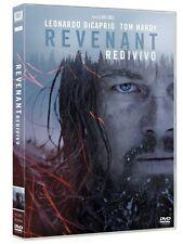 REVENANT - REDIVIVO (Dvd) CON LEONARDO DI CAPRIO