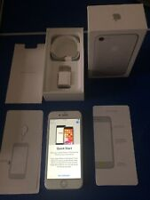 Apple iPhone 7 128GB Silver A1660 Unlocked CDMA&GSM With Original Box & Charger