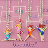 FUNKY DANCING DOLL NECKLACE CUTE NOVELTY KITSCH SWEET SPORTS FUN GIRLS XMAS GIFT