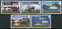 St Helena Ships Stamps 2012 MNH RMS St Helena Commission Falklands War 5v Set