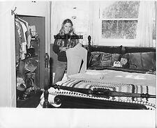 Eve Plumb Vintage Original Photo rare cute home candid Sexy Blonde Brady Bunch d