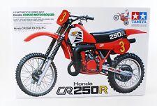 Tamiya 1/12 No.11 Honda CR250R MOTORCROSSER 14011