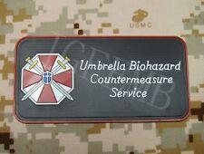 Resident Evil Umbrella Corporation UBCS Chest tape 3D PVC Patch PB2043
